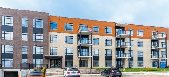 Onze de la Gare Phase 3 Building – Condos
