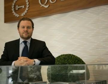 Maxime Laporte, fier gouverneur du RJCCQ