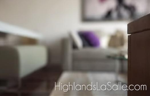 Highlands LaSalle : une visite virtuelle