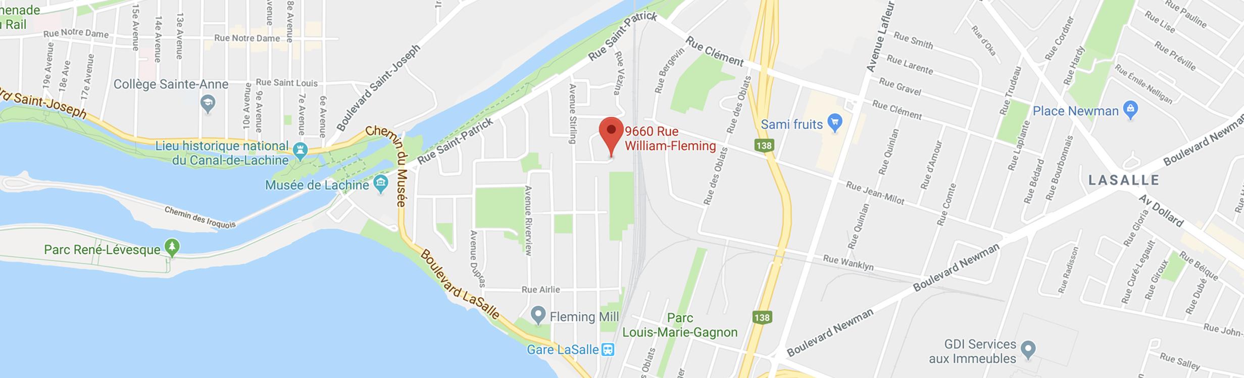 Highlands LaSalle 9660 Rue William-Fleming, Montreal, QC H8R 0C2