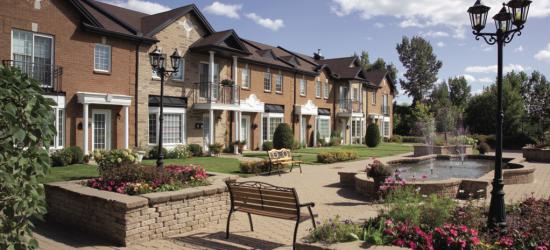 Square Beacon Hill – Maisons de ville