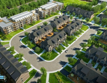 Highlands LaSalle: a residential project focused on young families in LaSalle (Journal Métro)