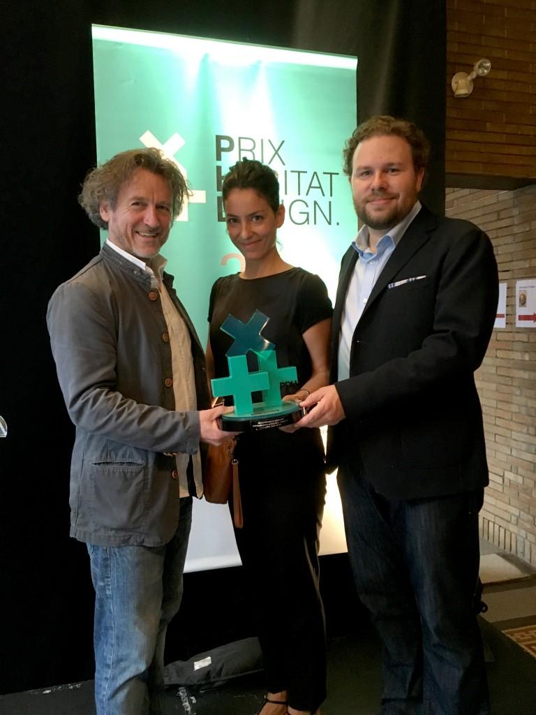 Gagnant PrixHabitatDesign