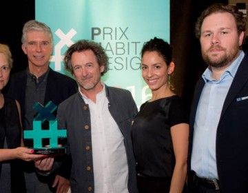 Unveiling the winners of the 2016 Habitat Design Prize (Journal de Montréal)