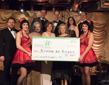 Quorum major partner for the Verdun Hospital Foundation annual Ball