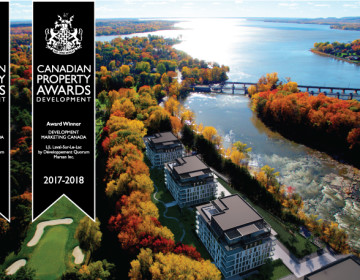 L|L wins two prestigious Canadian Property Awards