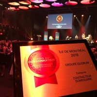 Winner of the Consumer Choice Award – Home Contractor