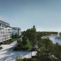Laval-sur-le-Lac: le luxe, entre vert et bleu (Le Devoir)