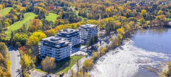 L | L sur le Lac – Luxury condos and penthouses in Laval-sur-le-Lac