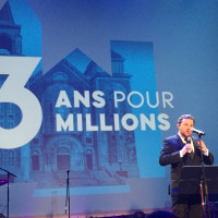 Maxime Laporte, Vice-President of Real-Estate Development at Quorum, is President of the Major Financing Campaign for the Groupe Paradoxe organization